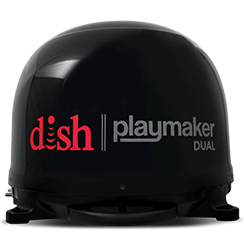 DISH Playmaker Dual - Outdoor TV - Lima, OH - Satellite Connections - DISH Authorized Retailer