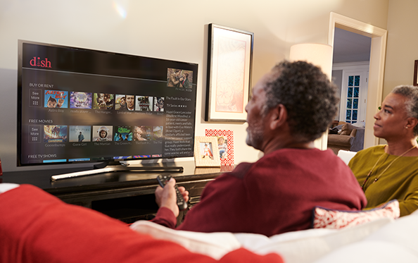 Customers 55+ Receive their first On Demand Movie Rental FREE Each Month from Satellite Connections in Lima, OH