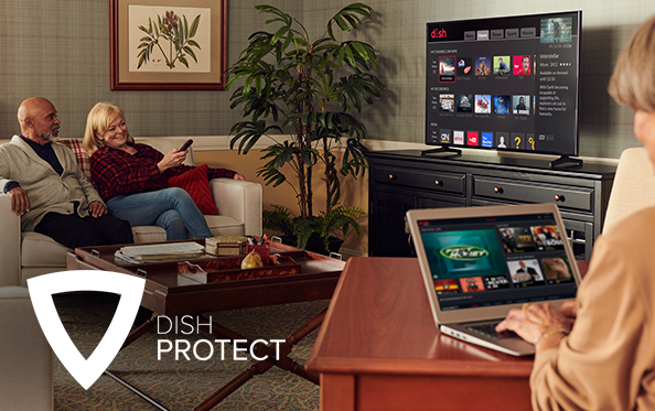 Get DISH Protect from Satellite Connections in Lima, OH