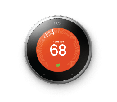 DISH Smart Home Services - Nest Learning Thermostat - Lima, OH - Satellite Connections - DISH Authorized Retailer