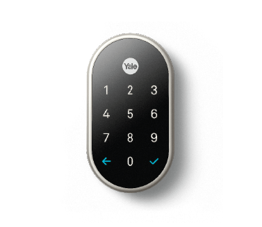 DISH Smart Home Services - Nest x Yale Lock - Lima, OH - Satellite Connections - DISH Authorized Retailer